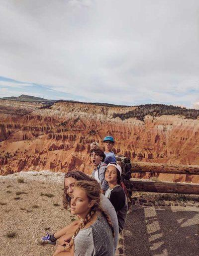 Cedar Breaks Canyon Utah