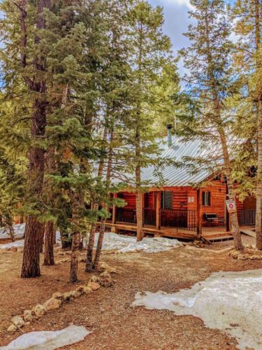 Bryce Lodge Pinewoods Resort Utah 1