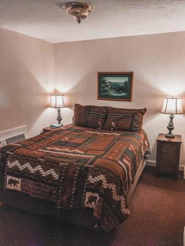 Dixie Inn Pinewoods Resort Utah 1